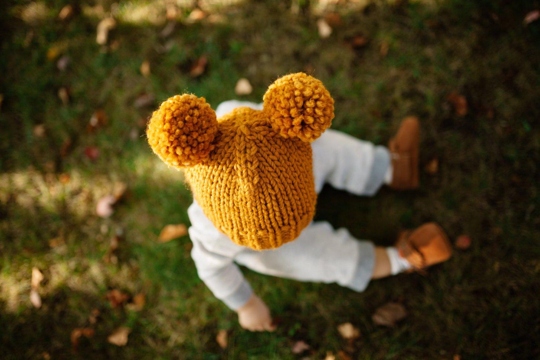 Babybähr Mütze