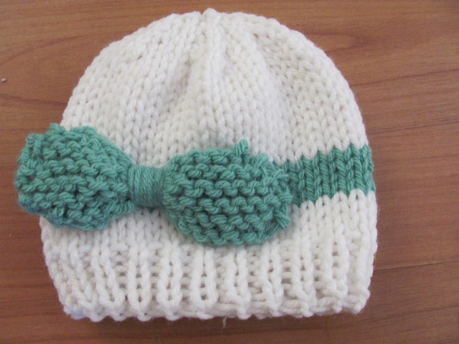 Mütze stricken- Anleitung