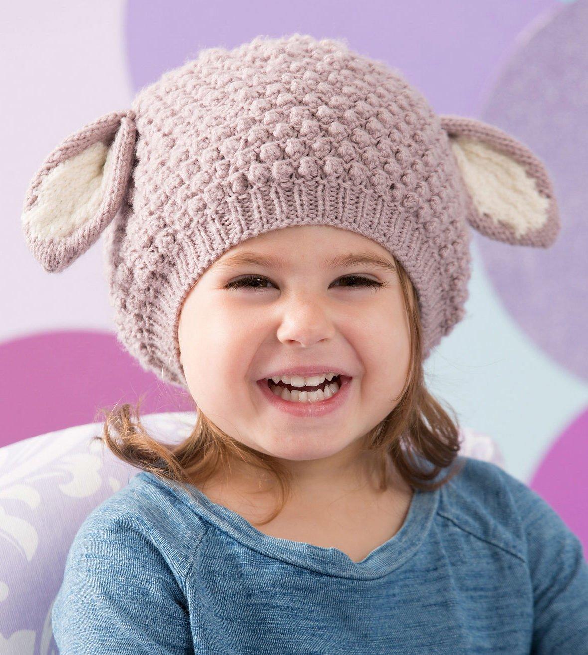 machen Sie Ihrem Kind die Freude und zaubern Sie eine Strickmütze für ihn