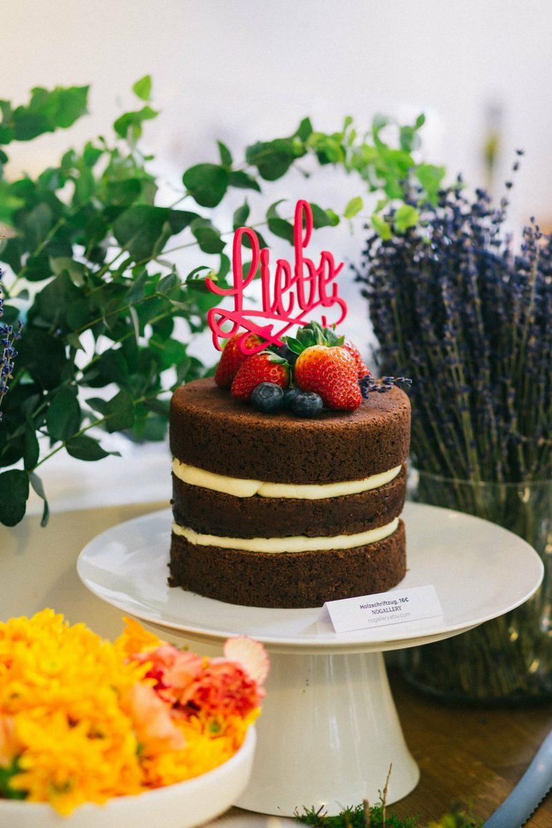 Sallys Rezepte Naked Cake Hochzeit