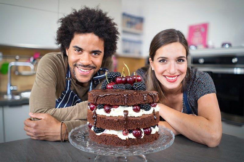 Sallys Torten Naked Cake mit Mascarponecreme