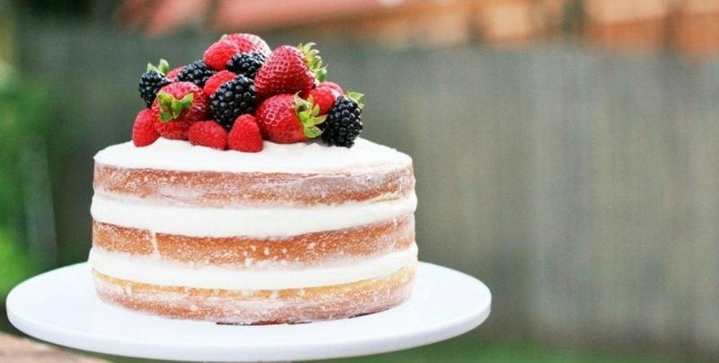 Naked Cake was ist das eigentlich