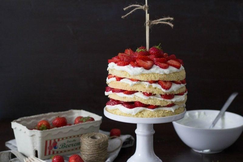 Wunderkuchen Rezept Sallys Welt