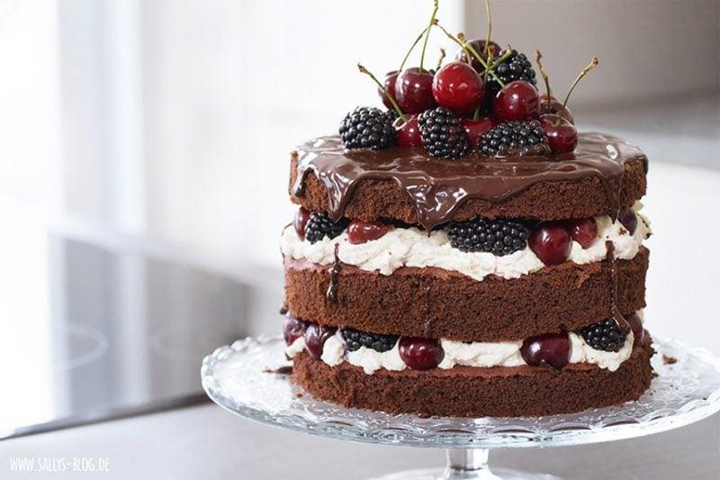 Sallys Welt Naked Cake