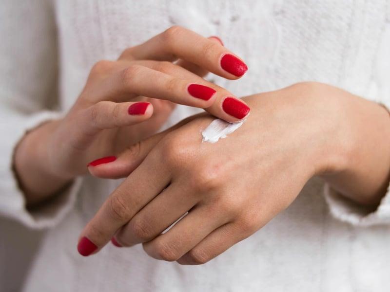 Parabene in Kosmetik Handcreme nutzen