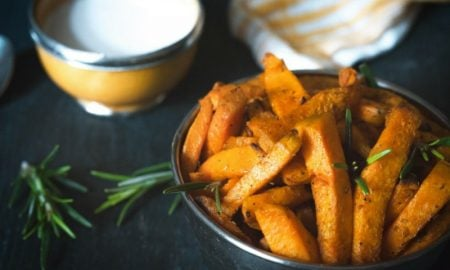 Süβkartoffel Pommes backen hilfreiche Tipps