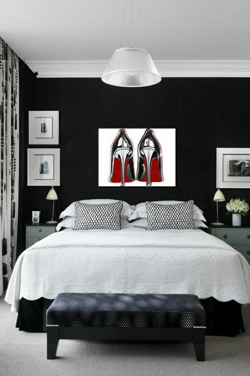 Bilder für Schlafzimmer inspirierende Ideen