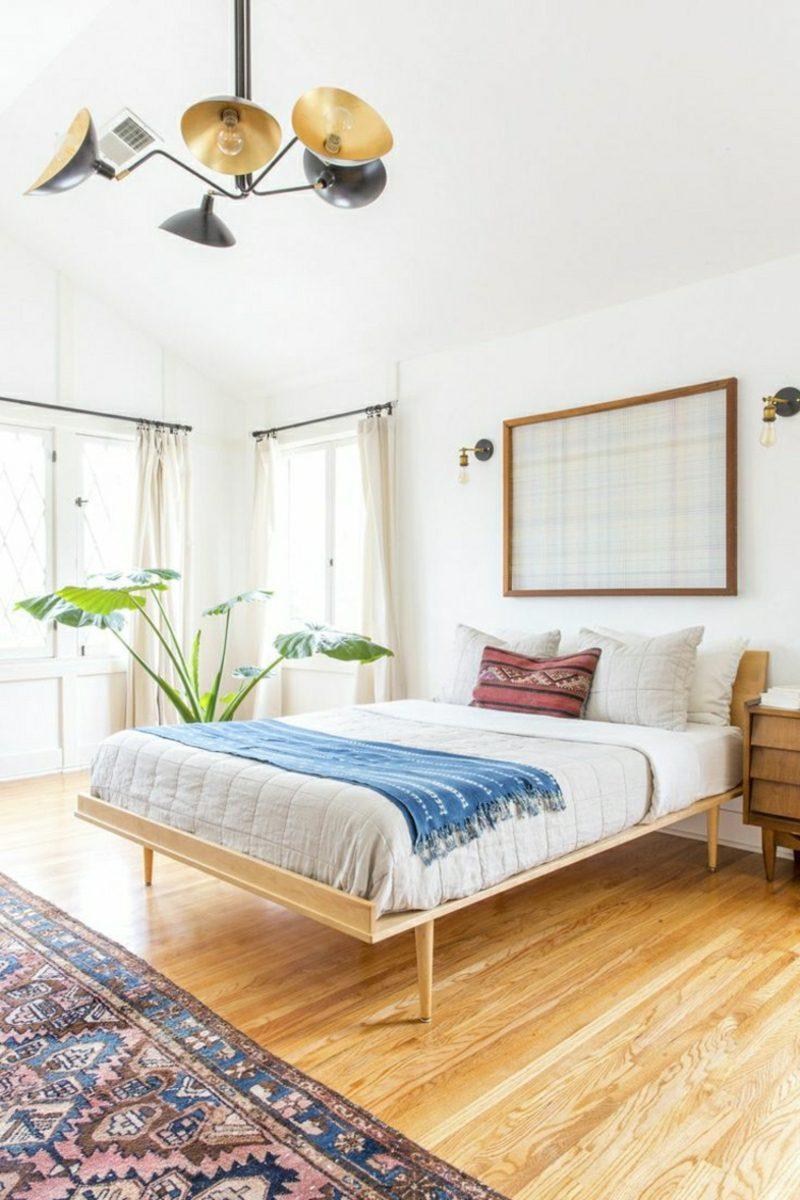 Zimmer Ideen Schlafzimmer einrichten modern