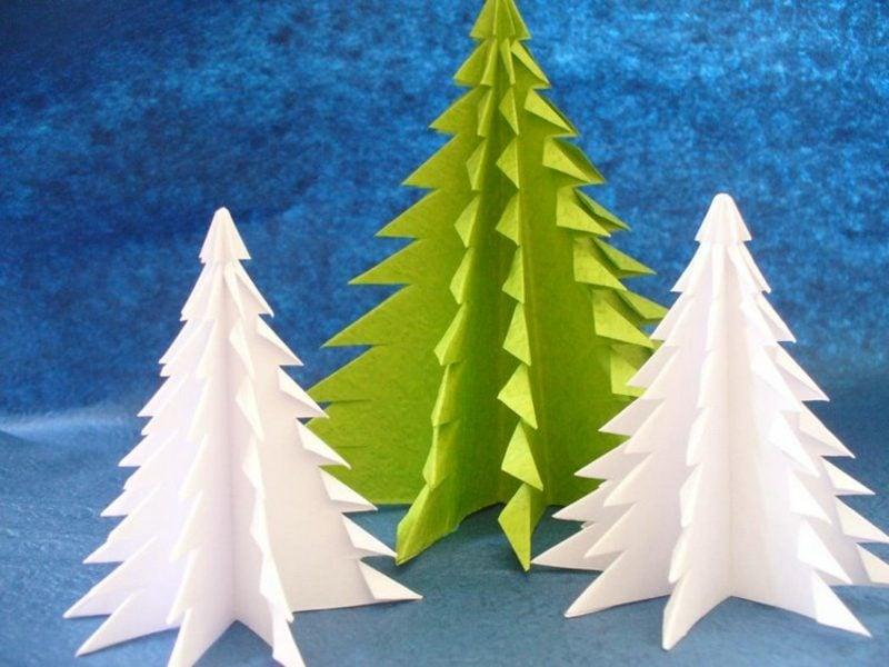 origami weihnachten diy ideen f r wundersch ne weihnachtsdeko. Black Bedroom Furniture Sets. Home Design Ideas