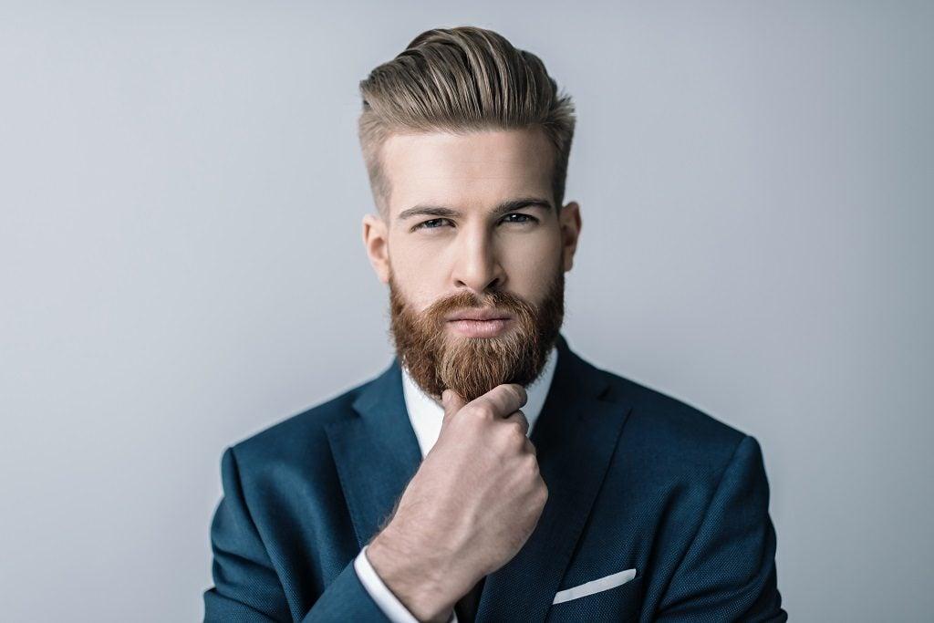 Das Enthüllen des Geheimnisses für die richtige Bartpflege