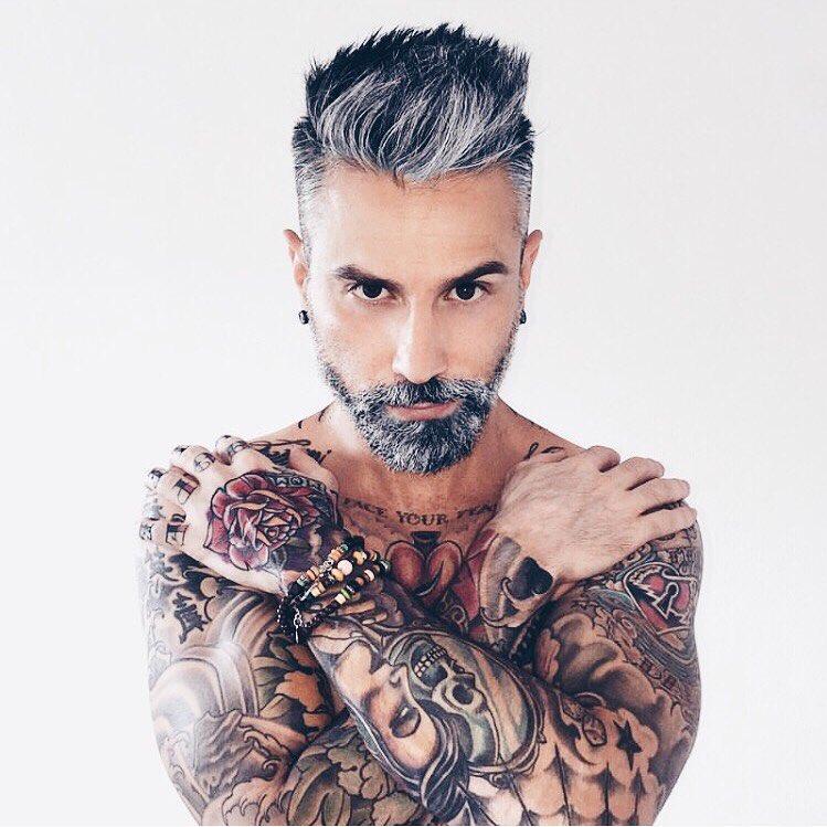 Das Bart Style passt zu allen Männern