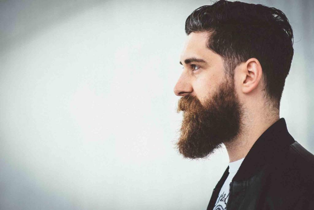 Männer mit Bart sind interessanter als Männer ohne Bart