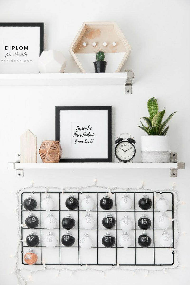 Viele tolle Idee für Weihnachtsbasteln mit IKEA