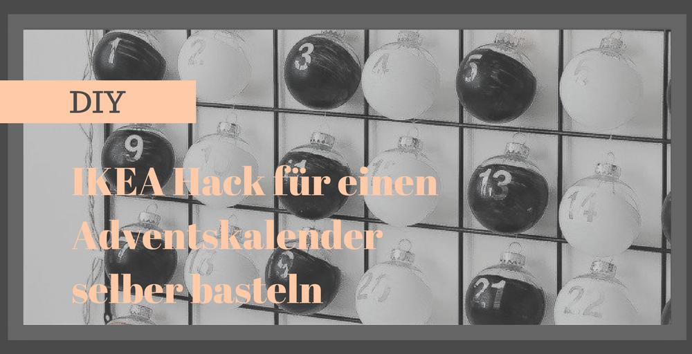 Ikea hacks f r basteln weihnachten bastelideen - Ikea weihnachtsdeko 2017 ...