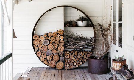 Im Folgenden finden Sie ein paar Ideen für die perfekte Art und Weise, wie man die Brennholz lagern sollte.