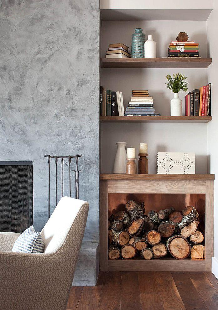 Welches Holz für Kamin soll ich kaufen?