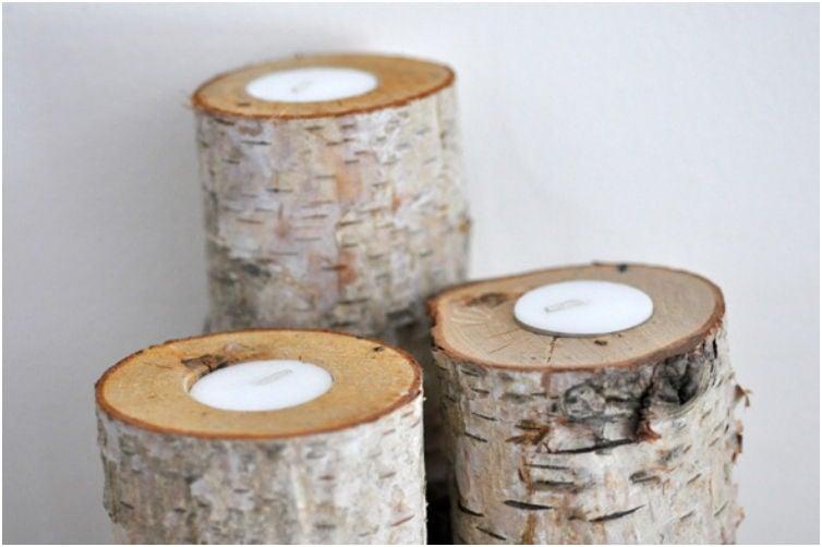 Coole Bastelideen mit Holz