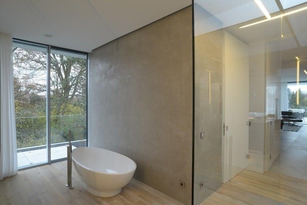 Ein fugenloses Bad ist die neue Mode!
