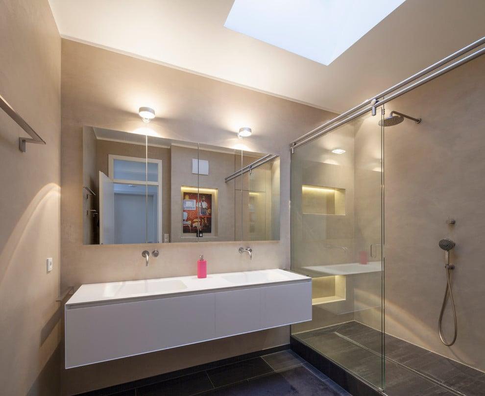 Geringere Bad Renovieren Kosten - wie schafft man das?