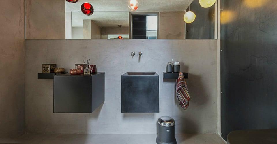 Ideen für ein neues Bad ohne Fliesen