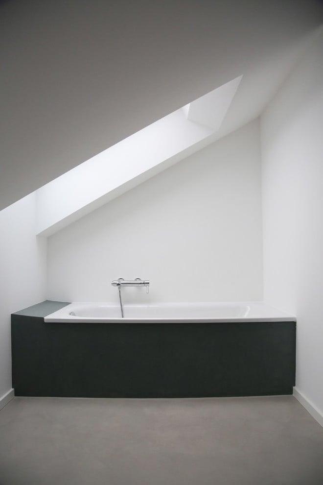 Fühlen Sie die Stimmung, die nur ein fugenloses Bad bringen kann?