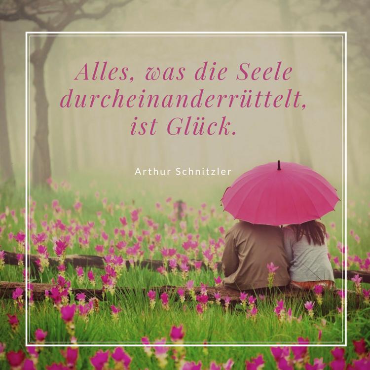 Lebensmotto Sprüche und Zitate Arthur Schnitzler