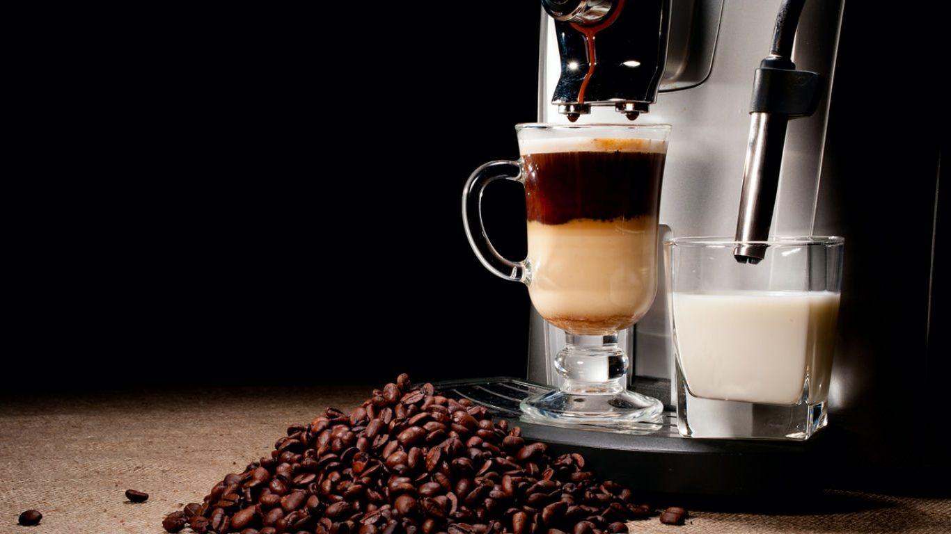 Beginnen Sie jeden Tagnicht mit einer Tasse Kaffee, sondern mit dem Genuss aus feinsten Bohnen!