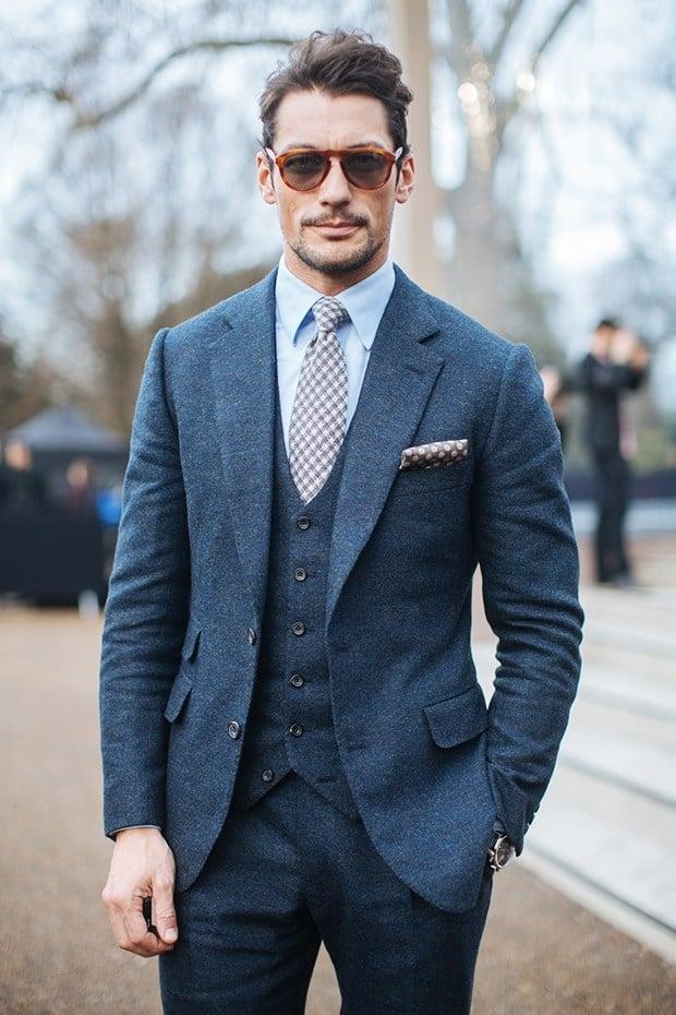 Welcher Krawattenknoten passt am besten?