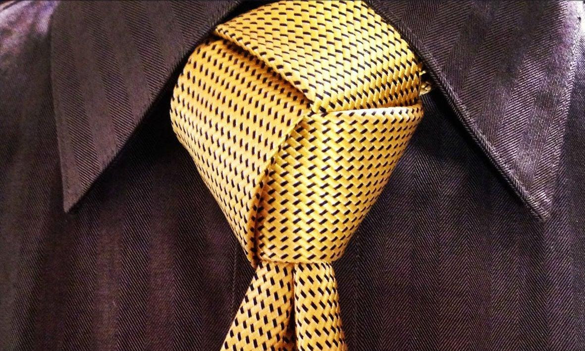 Das Handbuch für Krawatte Binden