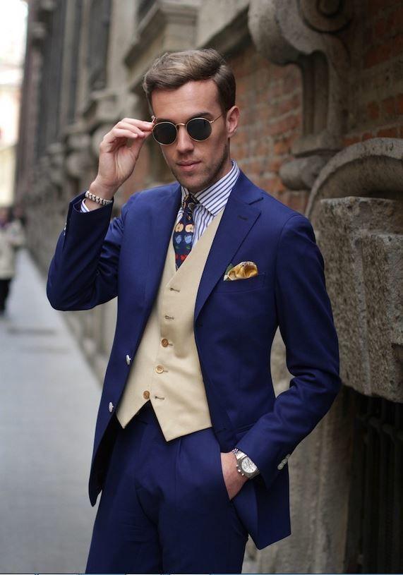 Sehen Sie elegant mit dem richtigen Krawatenknoten aus