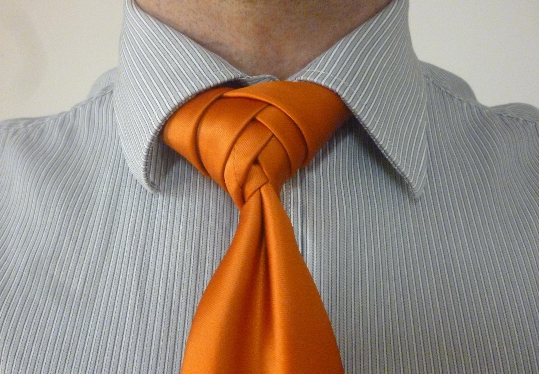 Wie bindet man eine Krawatte?