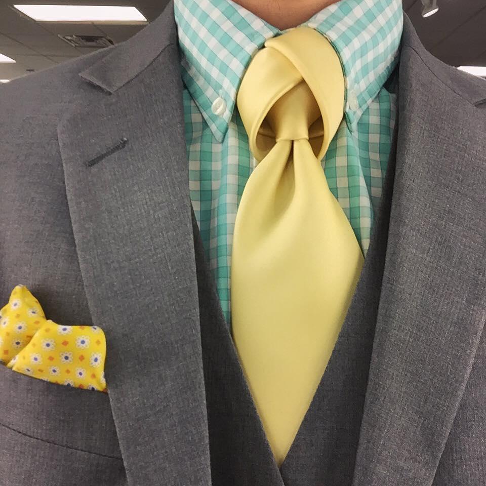 Ideen für originelle Krawattenknoten finden Sie hier