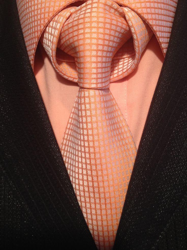 DIY Krawattenknoten