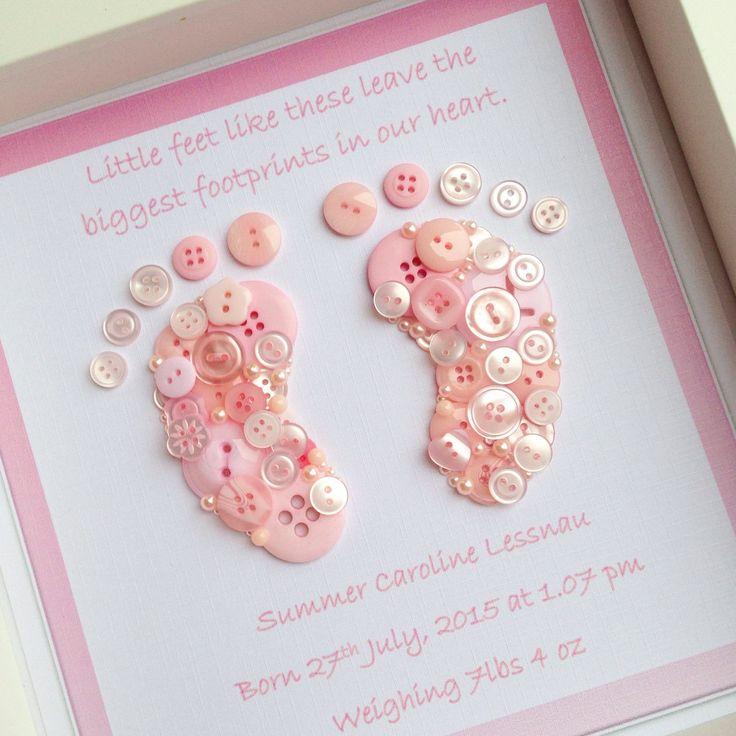 Babys Geburtstagsgeschenke Ideen und Anleitungen
