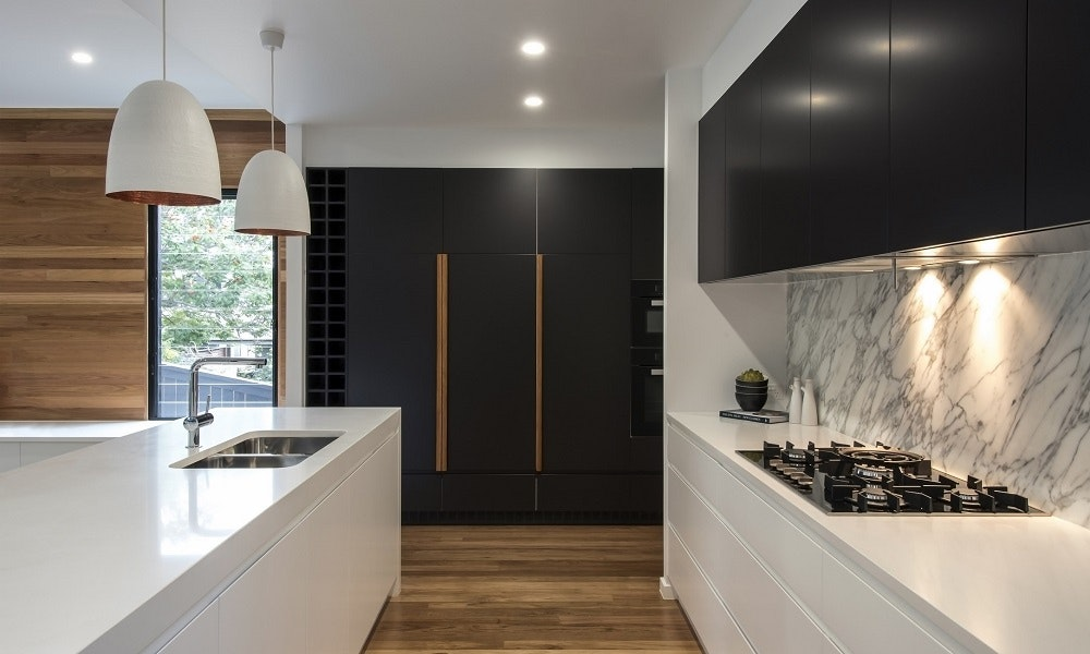 Küchentrends 2018