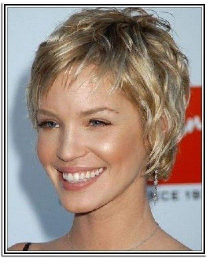 Kurze Haare - eine hübsche Lösung für dünnes Haar
