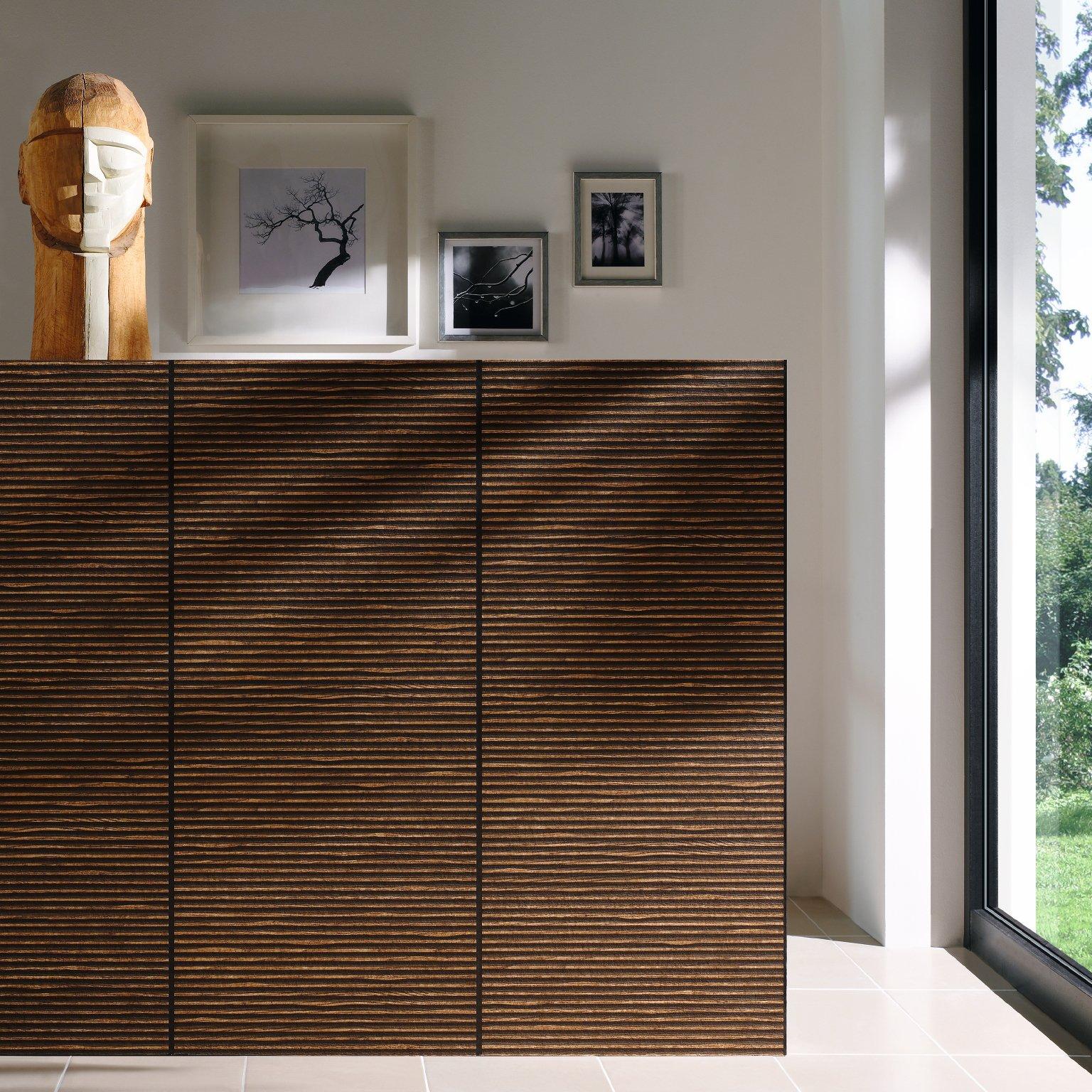 Tapete Holzoptik - Gestaltungstipps