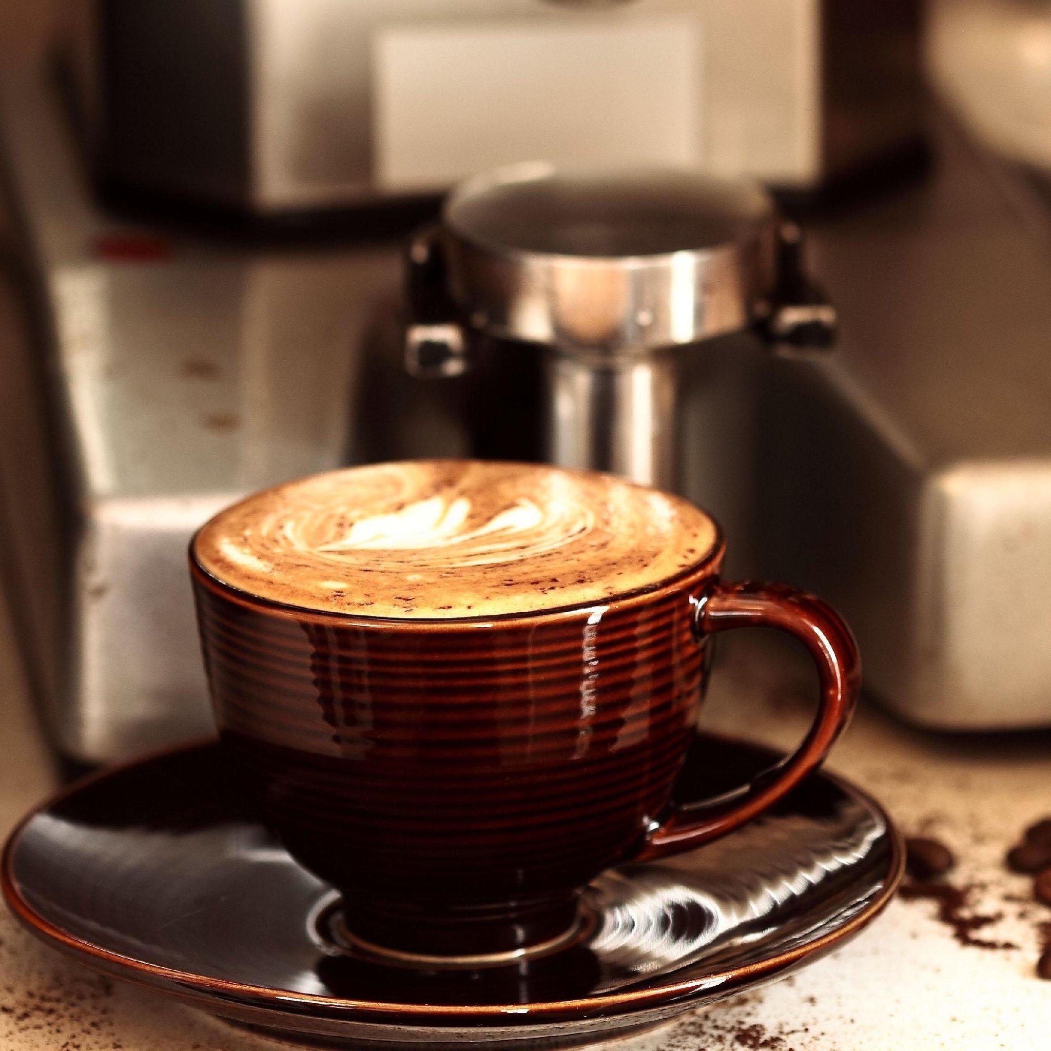 Ein guter Kaffee ist Genuss für Augen und Gaumen