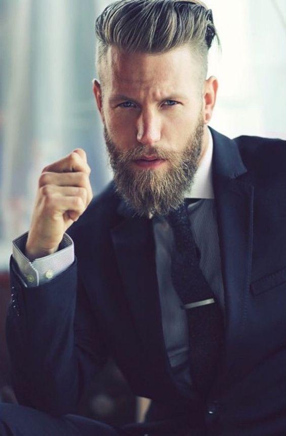 Der Undercut ist ein von den liebsten Männer Frisuren