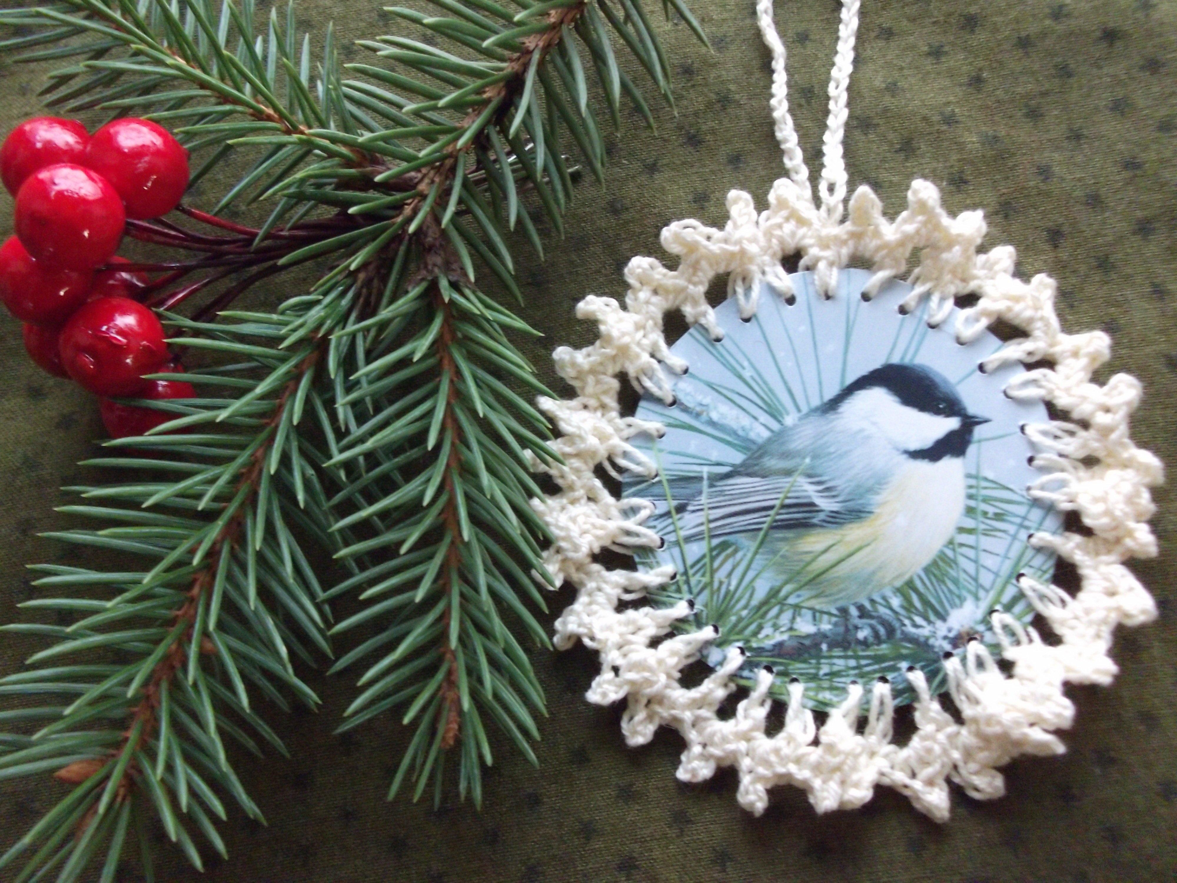 Weihnachtsdeko in Vintage Style