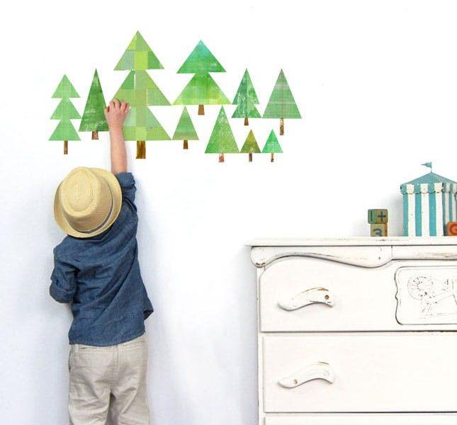 weihnachtsbasteln mit kindern 101 einfache diy ideen f r kleinkinder diy weihnachtsdeko. Black Bedroom Furniture Sets. Home Design Ideas