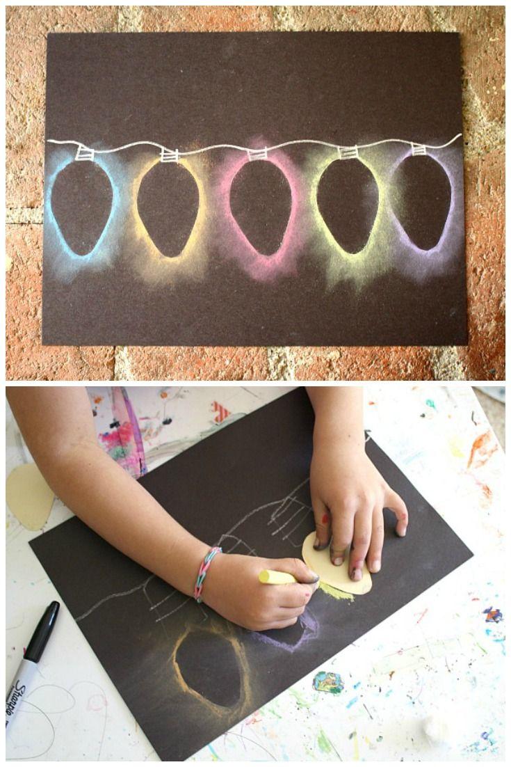 Basteln mit Kindern zu Weihnachten - DIY Ideen