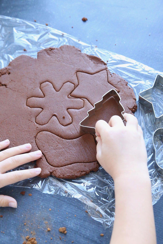 Weihnachtsbasteln mit Kindern - Bastelideen für Christbaumschmuck