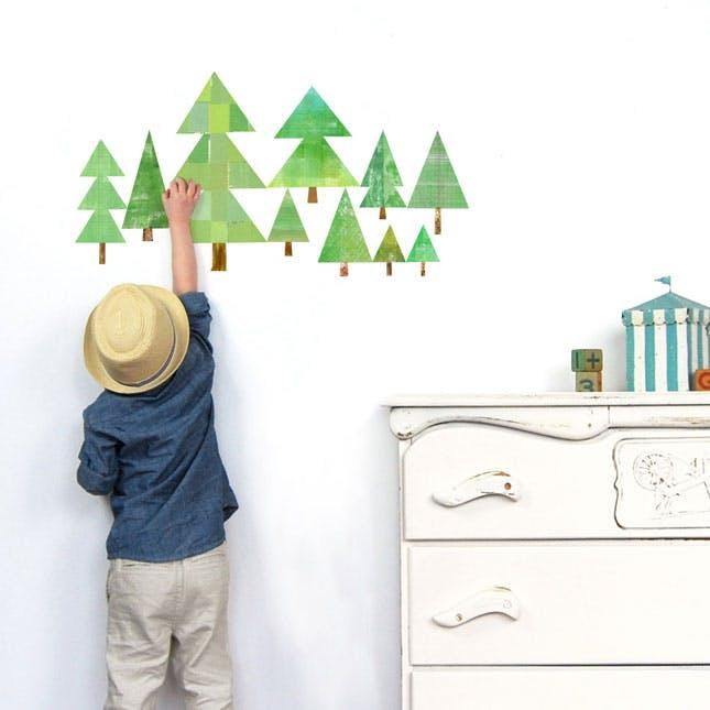 weihnachtsbasteln mit kindern 101 einfache diy ideen f r. Black Bedroom Furniture Sets. Home Design Ideas