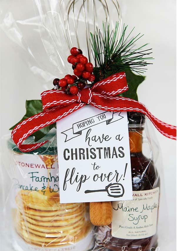 Das Pfannkuchen-Set - das beste Geschenk für Ihre Mutter