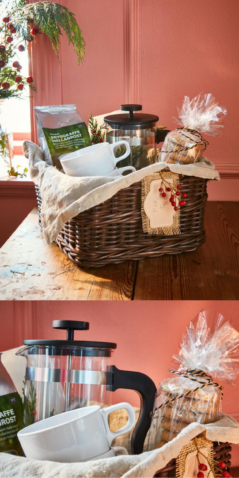 Für den besten Kaffeegenuss Ihren Eltern zu schenken, finden Sie hier Geschenkideen für Weihnachten