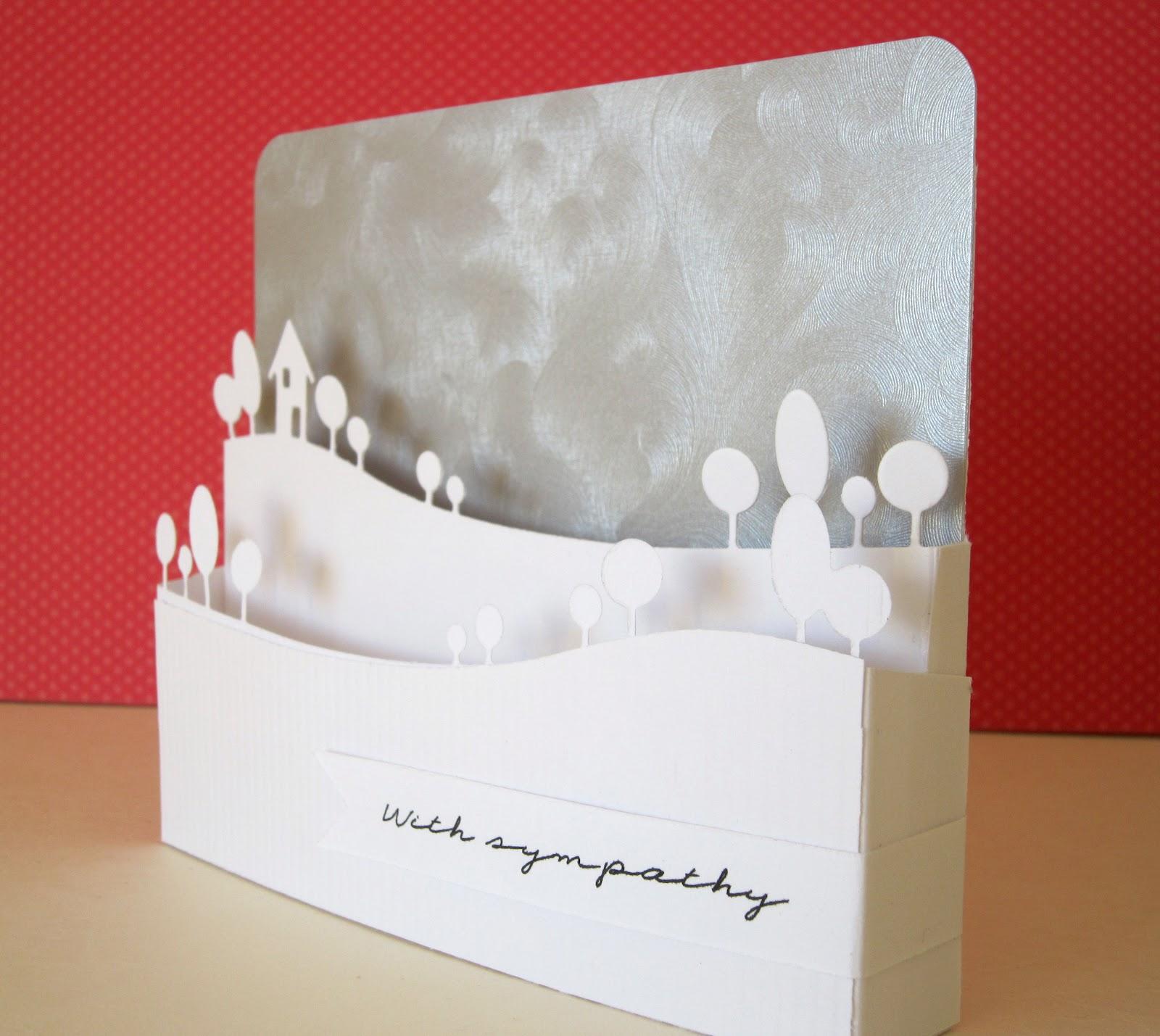3D Weihnachtskarte - wie gestlten Sie diese Karte?