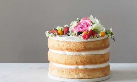 Naked Cake Sallys Torten
