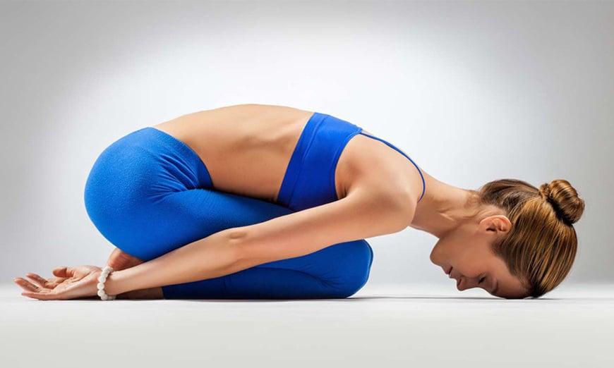 Yoga zur Verdauung