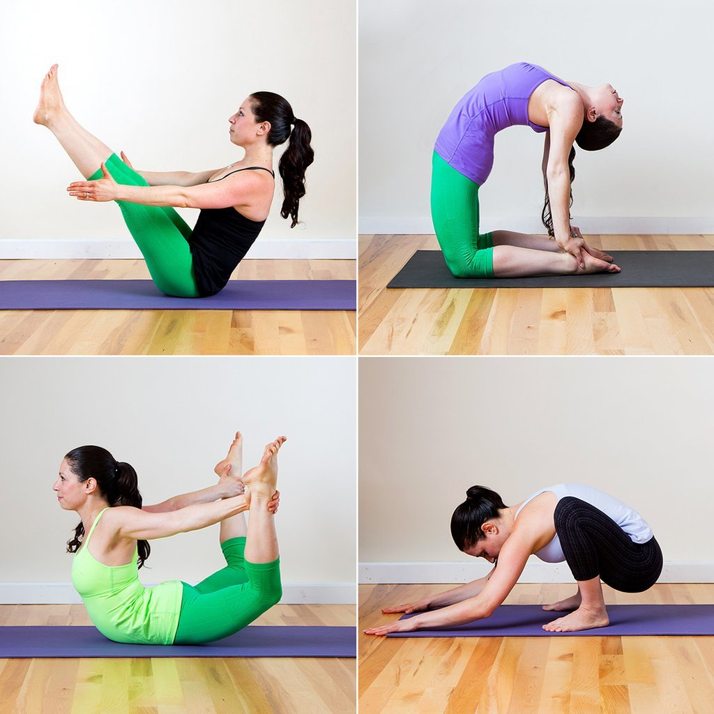 Übungen für Zuhause